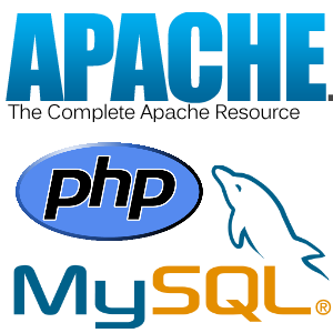 Apache, PHP, MySQL